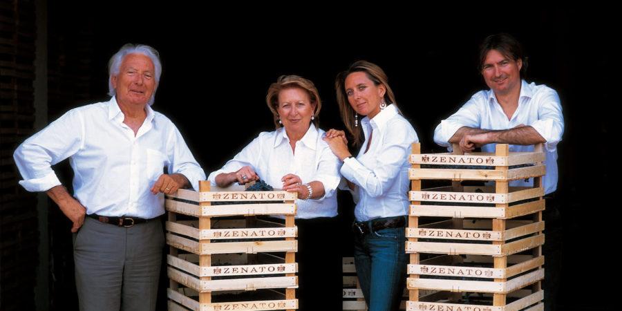 The Zenato Family The Case For Wine